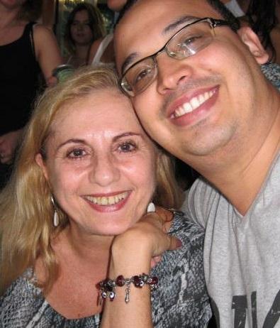 MAristela Bignardi e Leonardo Costa