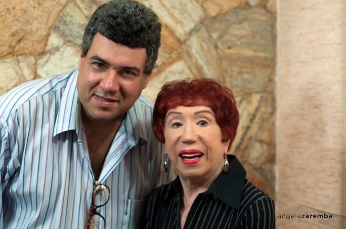 Joao Luiz  e Berta.
