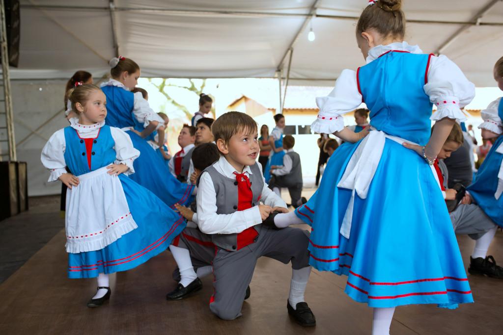 Danças Infantis