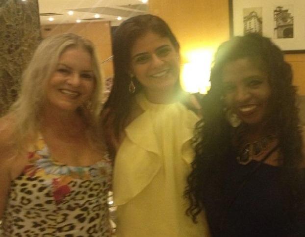 C7ber Dalva Sueli, Eliane Ely e Lucia Alves