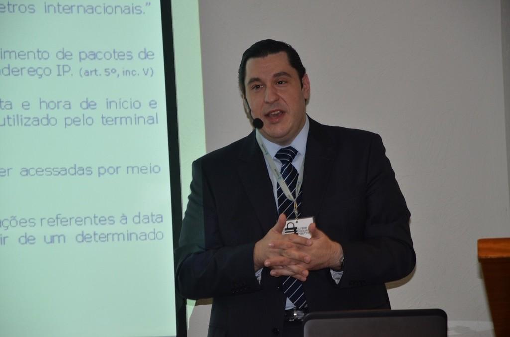 cyber O Marco Civil e a Proteção de Dados Pessoais Marcos Gomes Bruno -Opice
