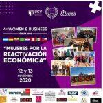 Empresariado Feminino se une para reativar a economia latino-americana