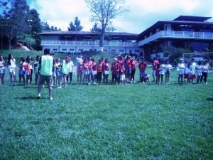 Suzano Village Verde Acampamento de Jovens