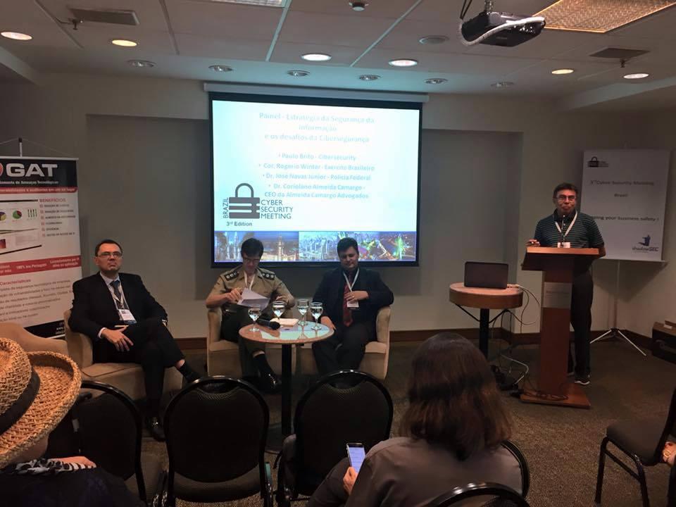 Cyber debate Coriolano,Cordo Exercito Rogério Winter, Dr José Navs Junior-PF