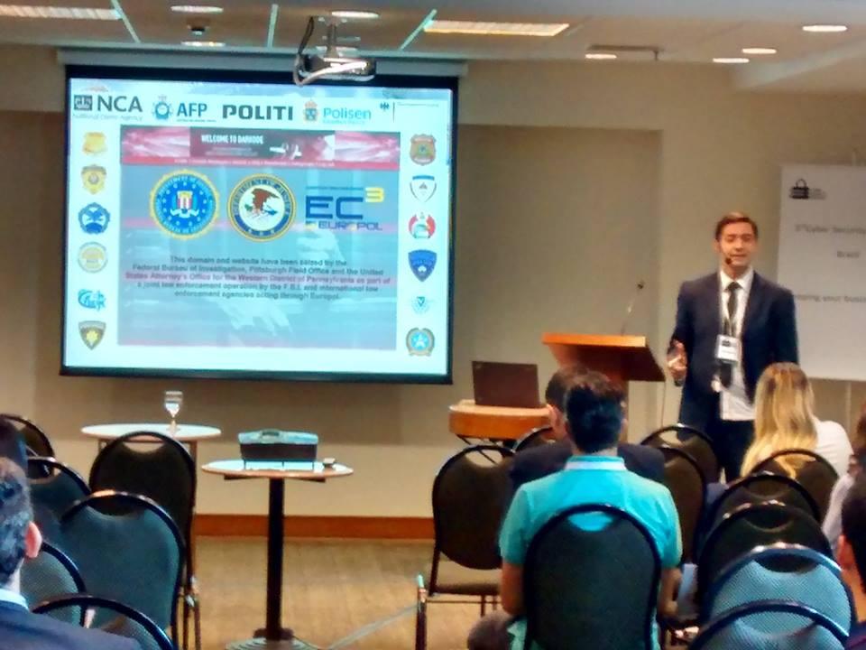 Erik Siqueira - Policia Federal —