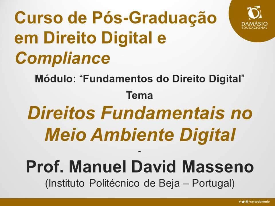 Prof Manuel David