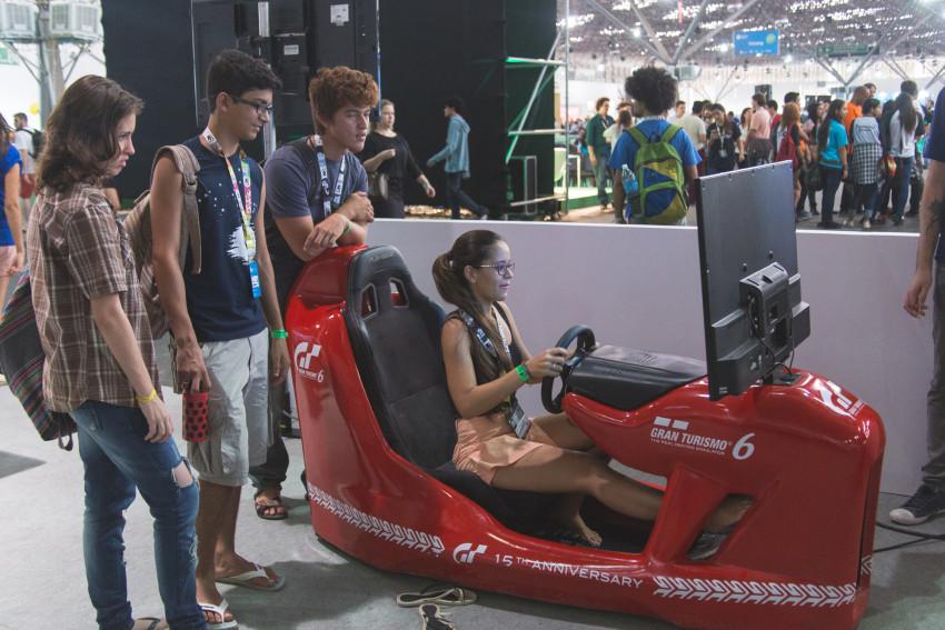 São Paulo- SP- Brasil- 27/01/2016- Primeiro dia de palestras e enventos da Campus Party Brasil #9. O evento acontece no centro de convenções do Anhembi, na zona norte da cidade. Foto: Campus Party Brasil